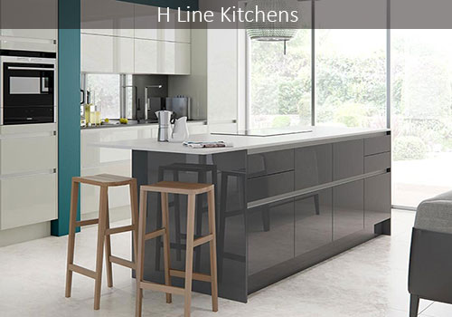 H Line Bespoke Fitted Kitchens Oxford Showroom