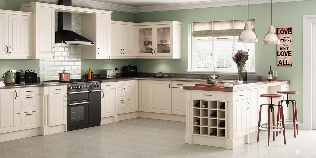 Auden Classic Bespoke Fitted Kitchen