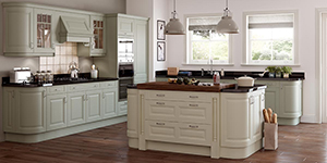 Carnegie Classic Bespoke Fitted Kitchen