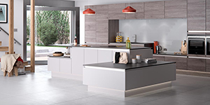 Reno H Line Bespoke Fitted Kitchen