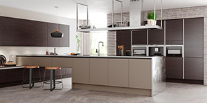 Sierra H Line Kitchens Witney Showroom Oxford