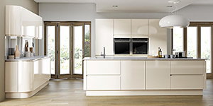 Italia Modern Bespoke Fitted Kitchen