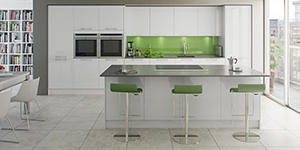 Lumina Modern Bespoke Fitted Kitchen