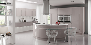 Nevada Modern Bespoke Fitted Kitchen