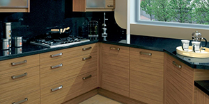 Nimbus Modern Bespoke Fitted Kitchen