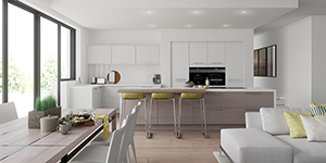 Reno Modern Bespoke Fitted Kitchen