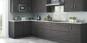 Sierra Modern Bespoke Fitted Kitchen