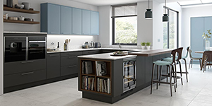 Sutton Modern Bespoke Fitted Kitchen