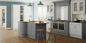 Sherborne Shaker Kitchen Witney Oxfordshire