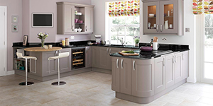 Hutton Shaker Kitchens Oxford Showroom