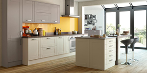 Maine Shaker Kitchens Oxford Showroom