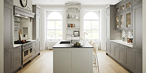 Marlborough Shaker Kitchens Witney Showroom
