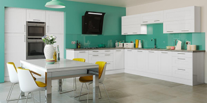 Seville Shaker Kitchens Oxford Showroom