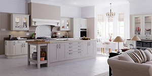 Wimbourne Shaker Kitchen Oxford Showroom