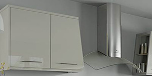 Flight Cupboard Units-Bespoke Fitted Kitchen Oxford Showroom