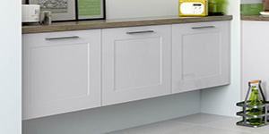 Floating Bespoke-Kitchen Cupboards