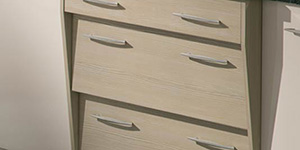 Incline Kitchen Drawers For Bespoke Fitted Kitchen Oxford