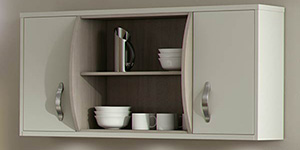 Bowed Cupboard Bespoke Fitted Kitchen Design Oxford Showroom